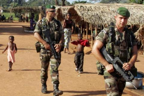 Mercenariat en Centrafrique : une tradition bien française