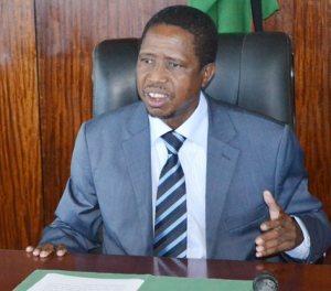 Zambie: Lungu gagne les elections