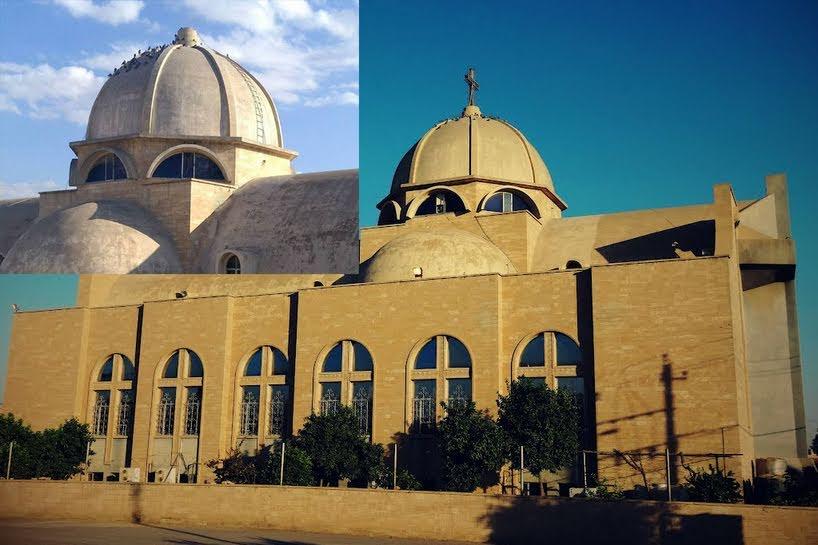 Irak – Les Eglises de Mossoul utilisées comme prisons par les djihadistes du prétendu « Etat islamique »