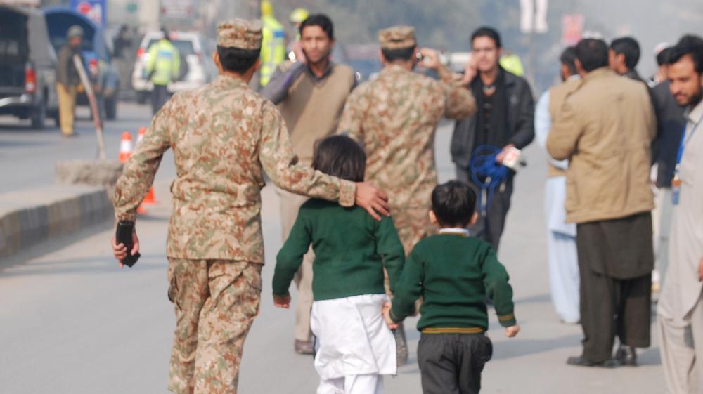 Au Pakistan, comme en Irak et hier en Algérie, le terrorisme wahhabite s'attaque aux enfants et aux écoles !