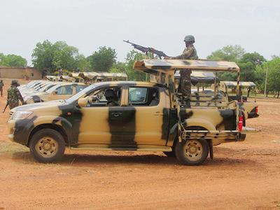 Nigeria : Boko Haram s'empare d'une base militaire sur les rives du lac Tchad