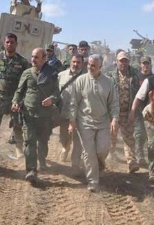 Les milices chiites à la pointe du combat contre Daech en Irak