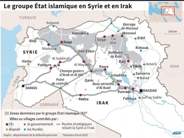Syrie/Irak : Qui arrêtera Daech dans ses conquêtes ?