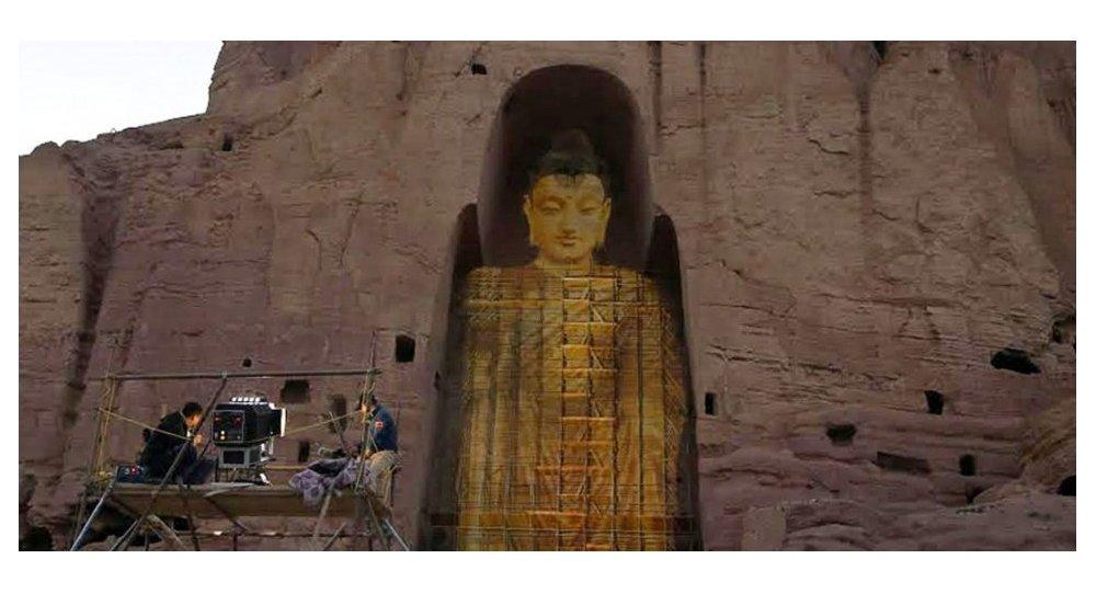 Les Bouddhas de Bâmiyân ressuscités par des Chinois grâce à la 3D
