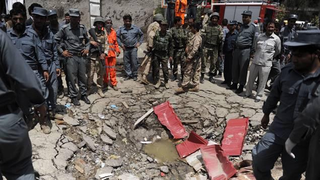 L'échec afghan, prélude au chaos au Moyen Orient