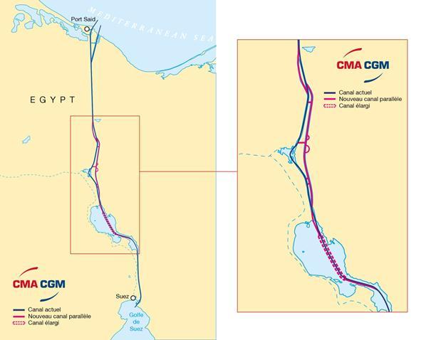 Suez encore : le libéralisme ennemi des nations du Sud