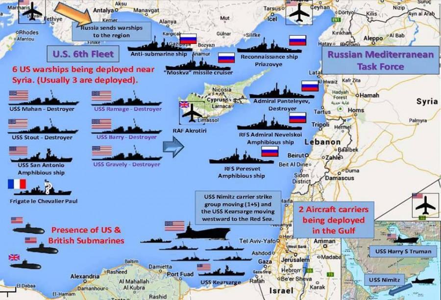 La Russie peut-elle bloquer une nouvelle fois un changement de régime en Syrie?