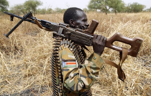 Les armes israéliennes alimentent les atrocités en Afrique