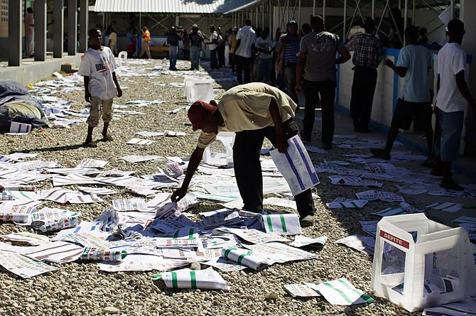 Haïti : une réforme électorale s'impose