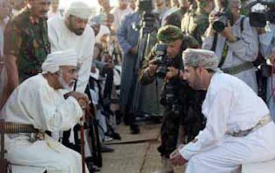 Oman, l'ami à écouter