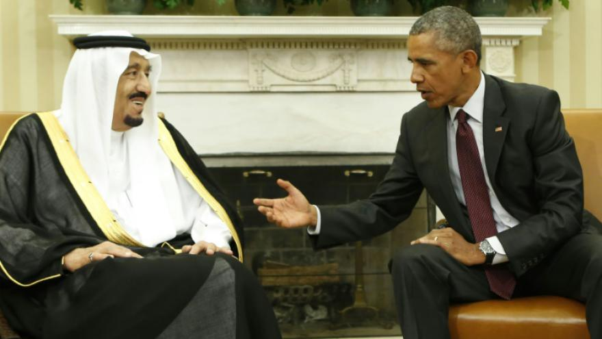 Politico: les USA ne doivent pas prendre parti pour l'Arabie Saoudite
