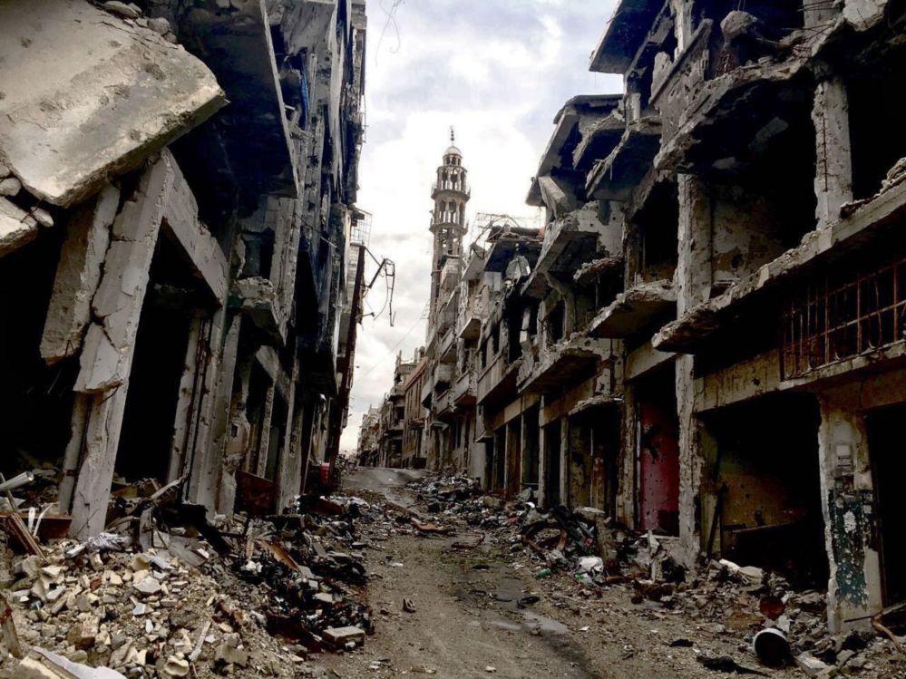 L'armée syrienne n'attaque pas Alep. Elle la défend !