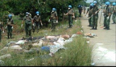 Côte d'Ivoire : Comment la France et l'ONU ont dissimulé les morts de la crise postélectorale