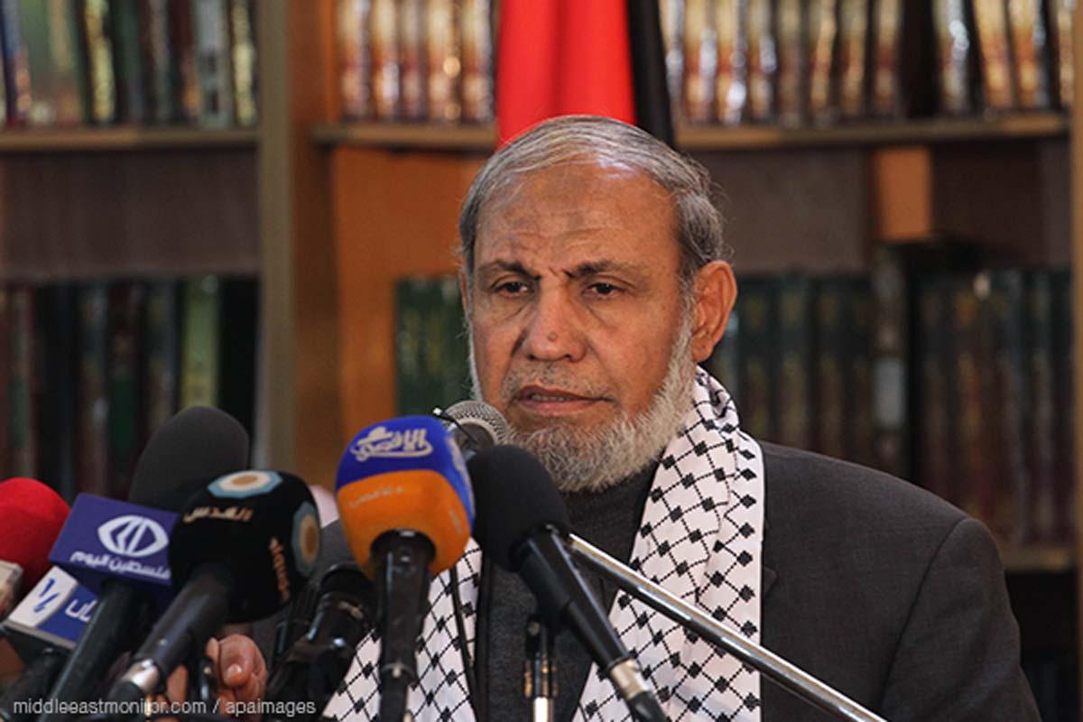 Mahmoud Zahar : « Mahmoud Abbas essaye maintenant de tirer bénéfice de la nouvelle intifada pour lancer un nouveau cycle de négociations… »