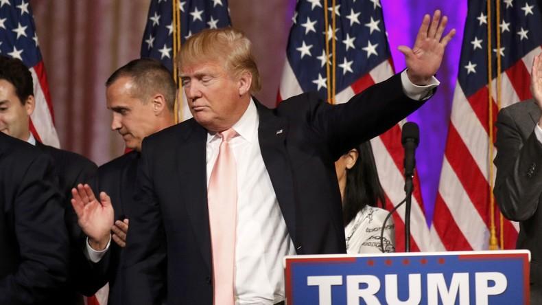Trump et l'intelligentsia libérale