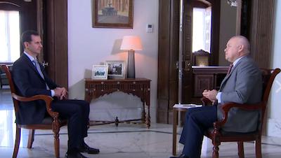 Bachar al-Assad à Sputnik : « La future Constitution est l'affaire du peuple syrien »