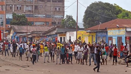 Kinshasa : african chaos