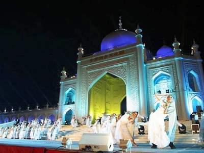 Un « Disneyland musulman » à Yinchuan