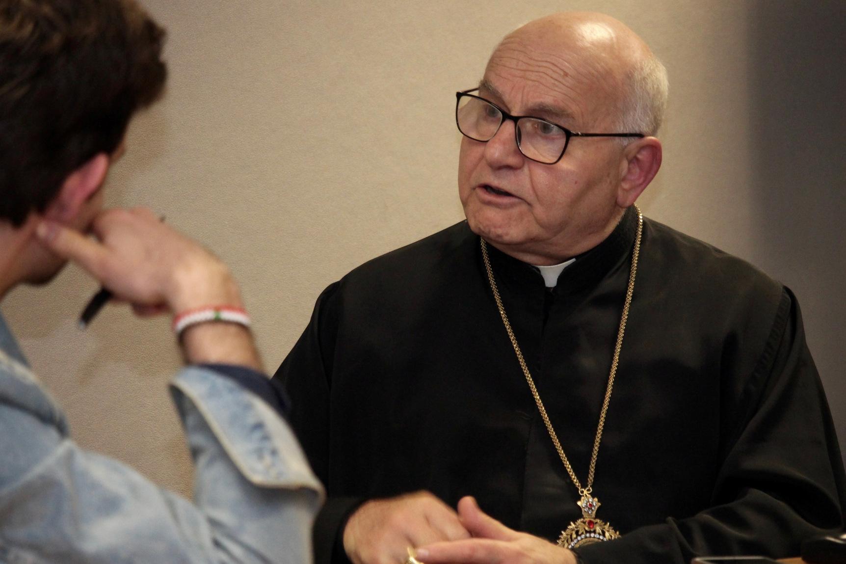 Le grand entretien. Mgr Jean-Clément Jeanbart : « La France n'aurait jamais dû soutenir la rébellion syrienne »