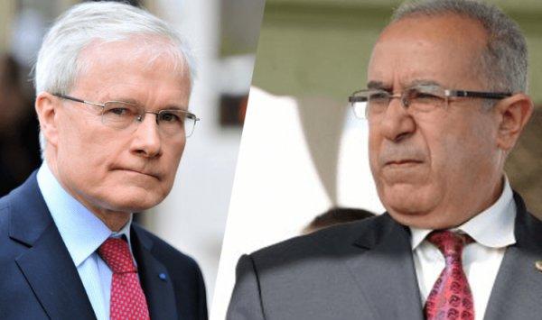 Algérie/France/Visas : Emié «n'a pas tenu les propos qui lui ont été attribués»