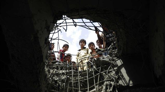 L'ONU met l'Arabie saoudite et ses coalisés sur la liste d'assassins d'enfants yéménites