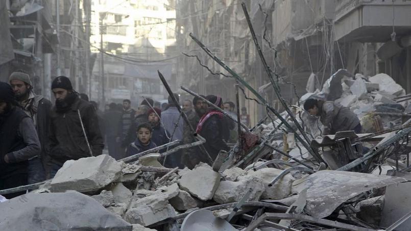 Syrie : et si Damas et Moscou parvenaient à libérer Alep ?