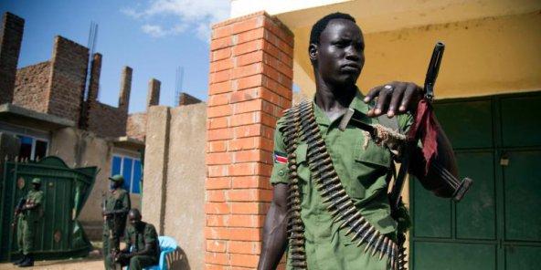 Soudan du Sud : combats dans la capitale, Juba