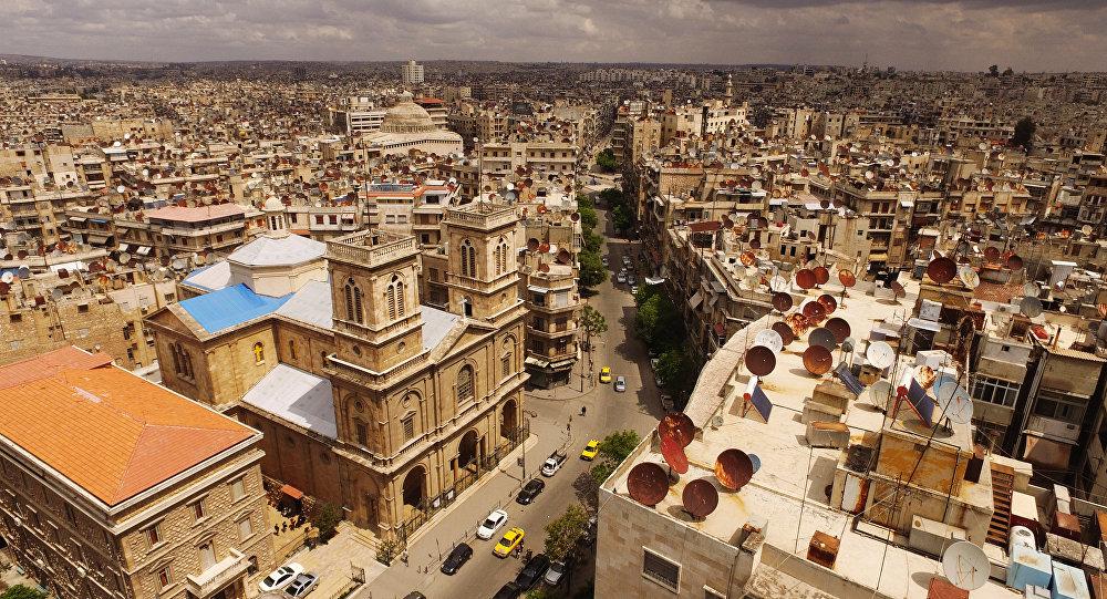 À Alep, six offensives pour ouvrir une brèche...