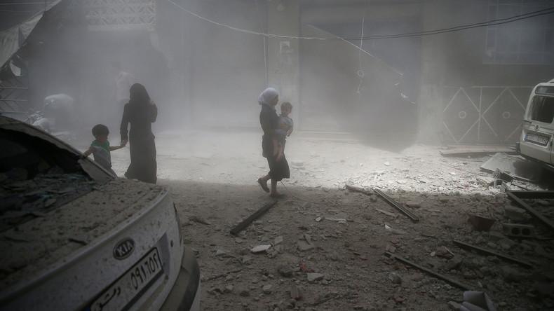 Le représentant syrien à l'ONU accuse la France de l'attaque au gaz dans la Ghouta