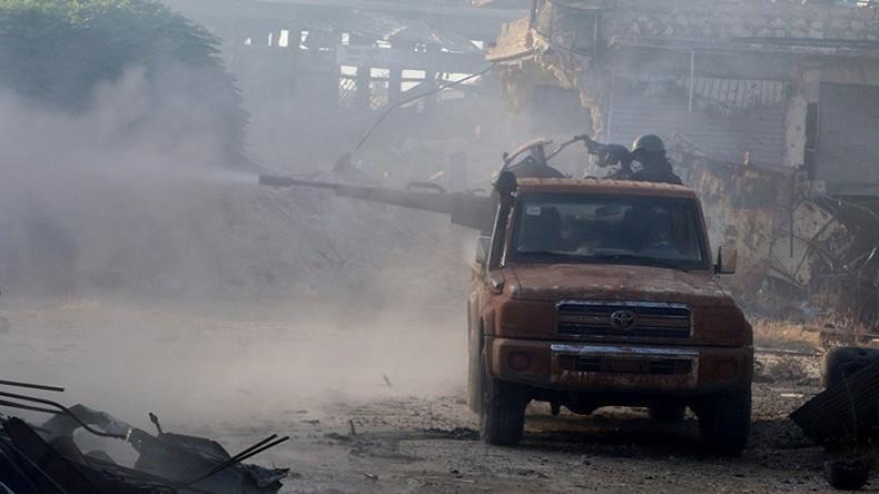 Moscou : des rebelles «modérés» syriens à l'origine d'une attaque chimique contre des civils à Alep