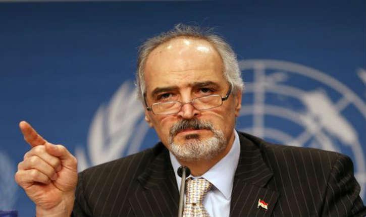 Bachar al-Jaafari : Le peuple syrien ne permettra pas de se laisser transformer en une autre copie de ce qui est arrivé en Libye…