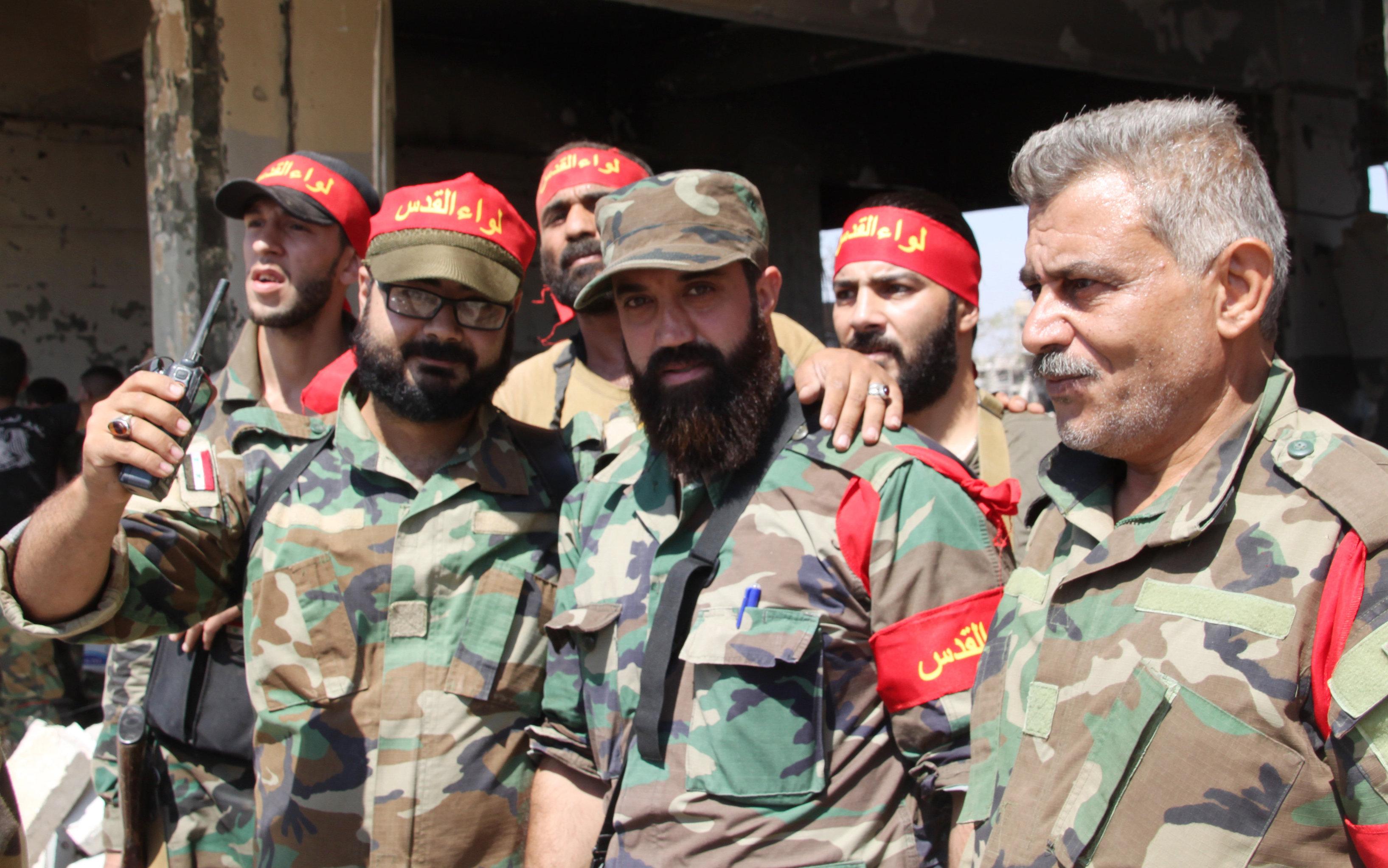 Gros plan: qui est qui dans le conflit syrien?