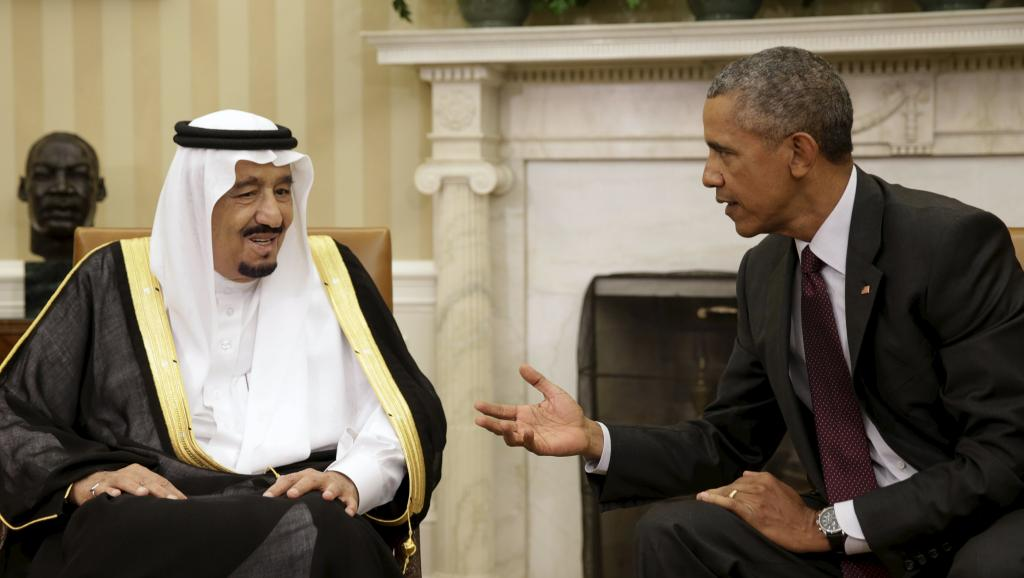 Veto d'Obama annulé, caisses vides, fronde sociale : sale temps pour les Al-Saoud