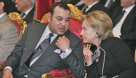 Le Phosphate du sang d'Hillary Clinton