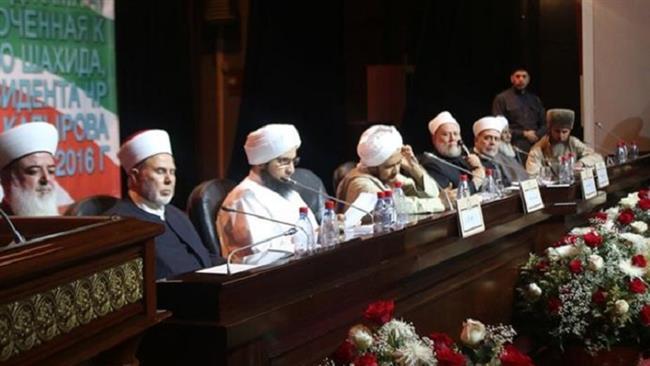 Le wahhabisme est une dissidence et ne fait pas partie du sunnisme (Le congrès islamique de Grozny)