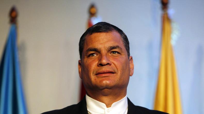 Interview du Président équatorien : «Nous ne tolérerons pas les déclarations du Département d'Etat américain»