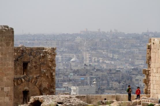 Alep : ville-symbole de notre politique étrangère