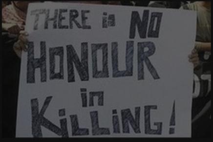 Les crimes d'honneur sont toujours de mise dans l'Egypte d'aujourd'hui