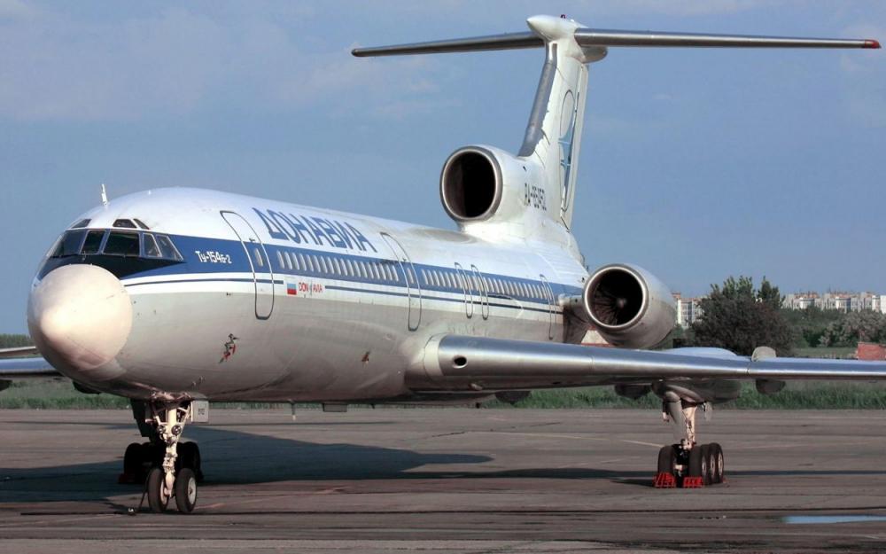 Tu 154 : L'incompréhensible crashde l'avion militaire russe à Sotchi