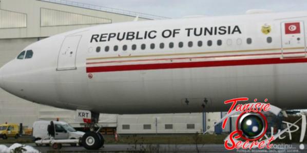 Le gouvernement tunisien brade un Airbus 340 à Erdogan