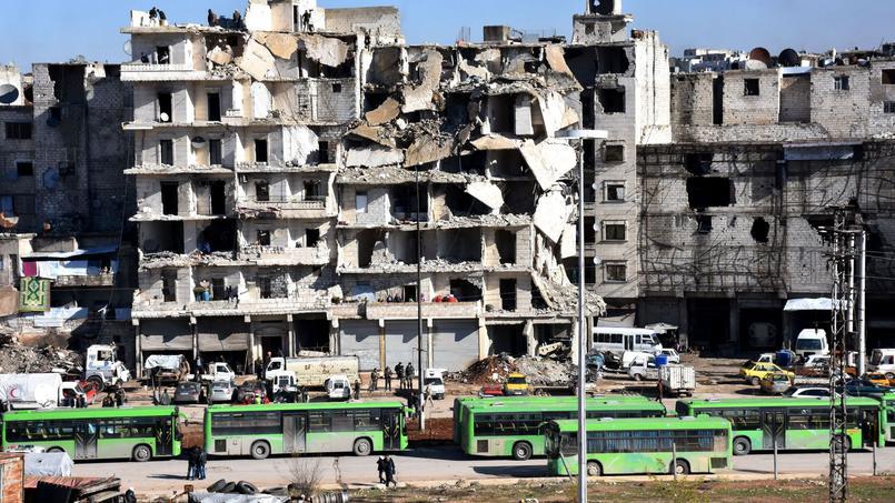 Caroline Galactéros* : «À Alep, sortons enfin des vues manichéennes»