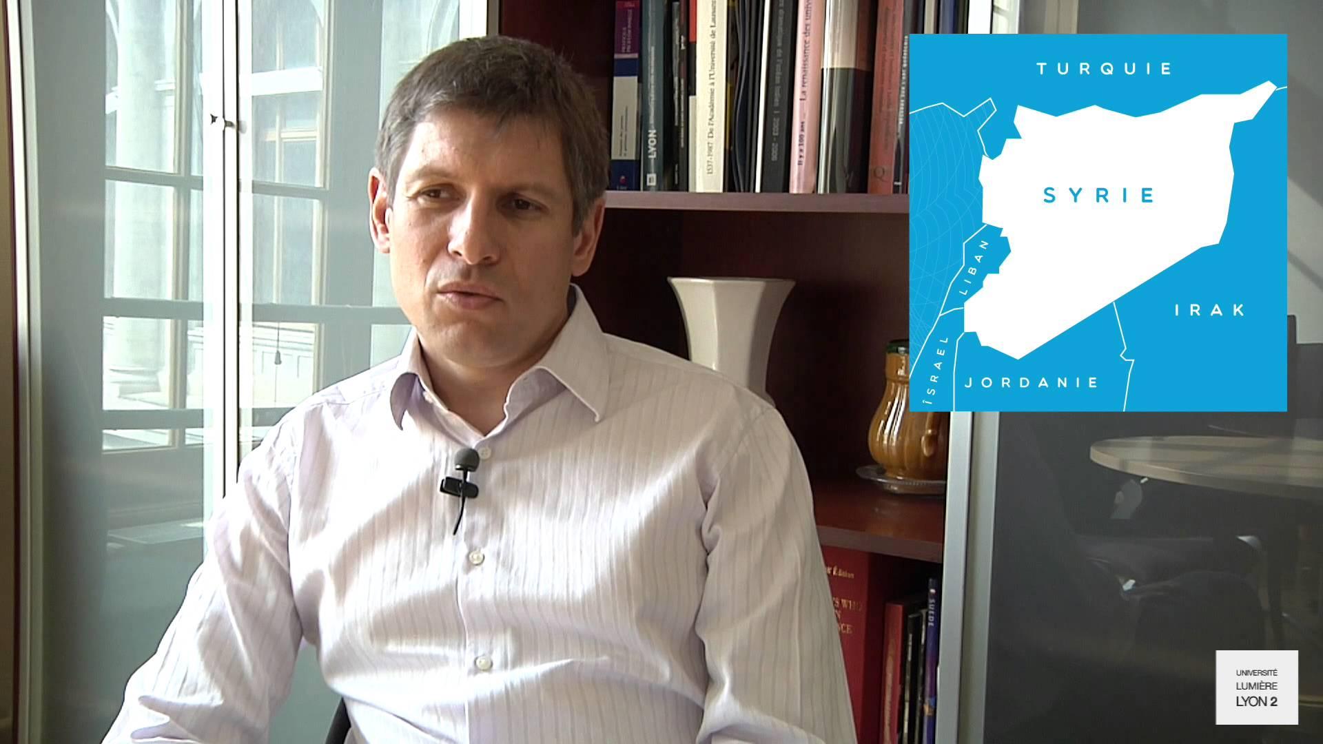 Fabrice Balanche fait condamner l'Institut des Etudes politiques de Lyon
