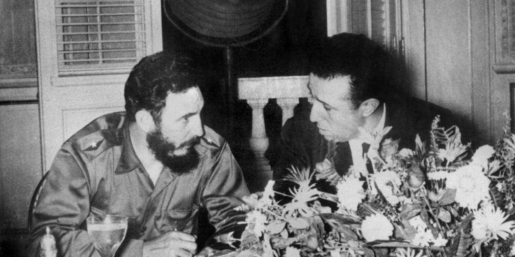 Fidel Castro lors de l'agression marocaine de 1963 : «Pour les Algériens, toute l'aide dont ils auront besoin !»