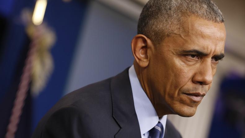 Barack Obama rallume la guerre froide avant son départ en menaçant Moscou en expulsant 35 diplomates russes