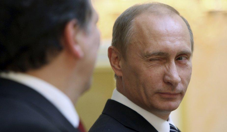 Poutine : la Russie n'expulsera personne en riposte aux sanctions américaines