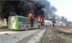 Syrie : Les imprécations de Mouaz Al Khatib contre les incendiaires des bus d'Alep