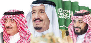 L'Arabie Saoudite en capilotade