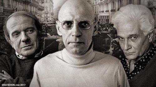 Débat - Misère de la déconstruction : Deleuze, Foucault, Derrida, « french theorists »au service du nihilo-mondialisme américain