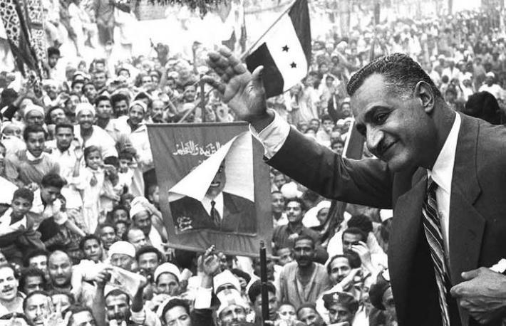 CIA Nasser Syrienasser 1960 maxi