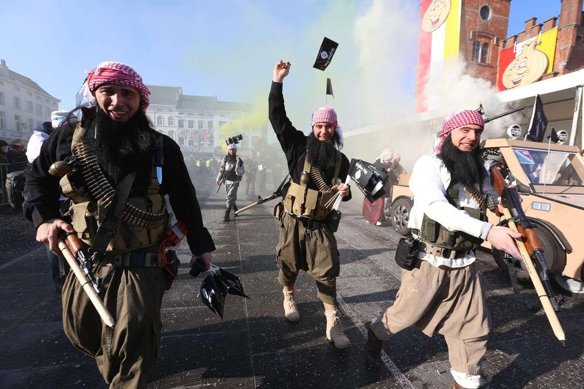 Les desperados du djihad, chair à canon de l'impérialisme
